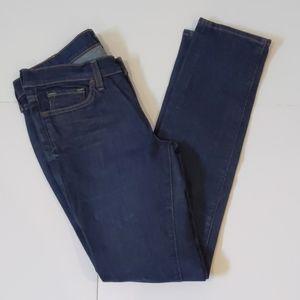 Lucky Brand Charlie skinny blue jeans sz 8/29